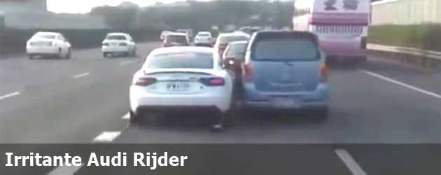 Irritante Audi Rijder