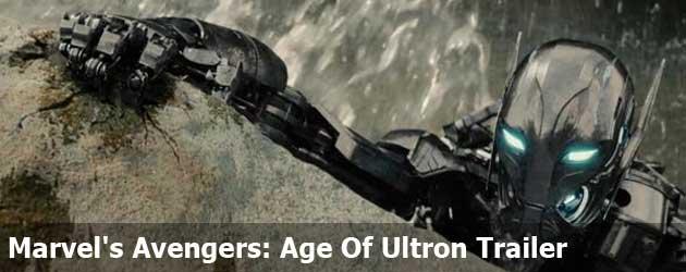 Marvel's Avengers: Age Of Ultron Trailer