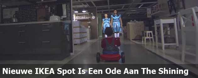 Nieuwe IKEA Spot Is Een Ode Aan The Shining
