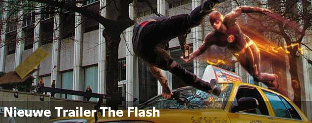 Nieuwe Trailer The Flash