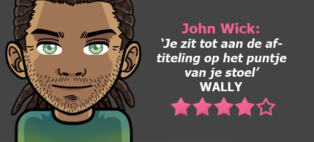 Review Prutser Wally: John Wick