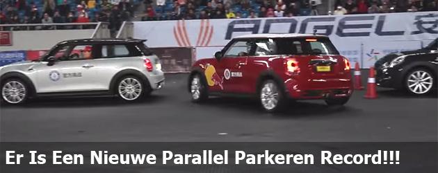 Er Is Een Nieuwe Parallel Parkeren Record!!!