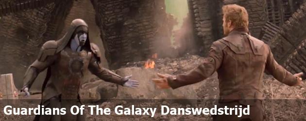 Guardians Of The Galaxy Danswedstrijd