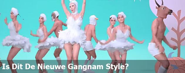 Is Dit De Nieuwe Gangnam Style?