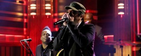 Jimmy Fallon Doet Bono Na