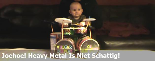 Joehoe! Heavy Metal Is Niet Schattig!