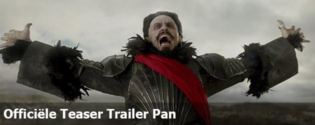 Officiële Teaser Trailer Pan