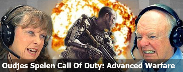 Oudjes Spelen Call Of Duty: Advanced Warfare