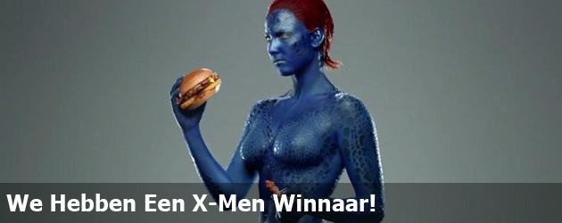 We Hebben Een X-Men Winnaar!