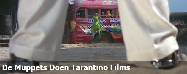 De Muppets Doen Tarantino Films