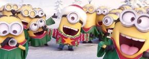 Minions Wensen Je Alvast Een Top Kerst Toe