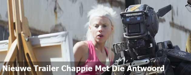 Nieuwe Trailer Chappie Met Die Antwoord