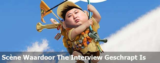 Scène Waardoor The Interview Geschrapt Is