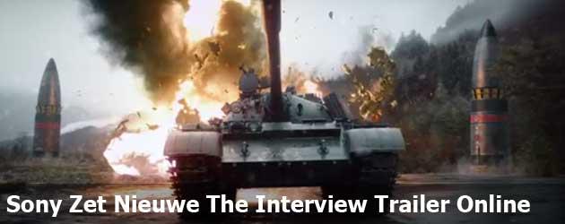 Sony Zet Nieuwe The Interview Trailer Online