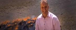 BBC-Reporter Te Stoned Om Verslag Te Doen