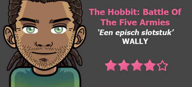 Review The Hobbit: Battle Of The Five Armies