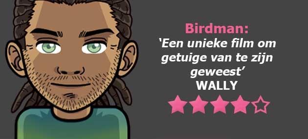 Review: Birdman