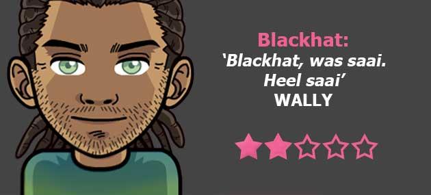 Blackhat Stevig Gefileerd