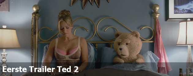 Eerste Trailer Ted 2