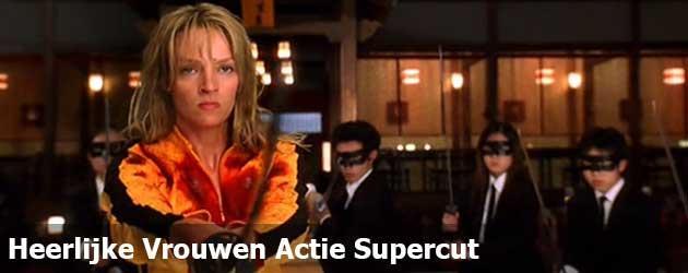 Heerlijke Vrouwen Actie Supercut