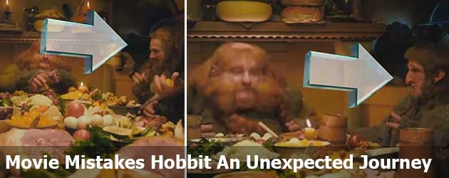 Movie Mistakes Hobbit: An Unexpected Journey