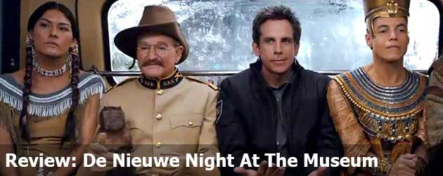 Review: De Nieuwe Night At The Museum