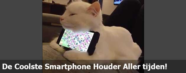 De Coolste Smartphone Houder Aller tijden!