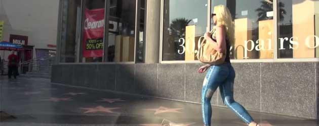 Experiment: Zonder Broek In L.A. De Straat Op