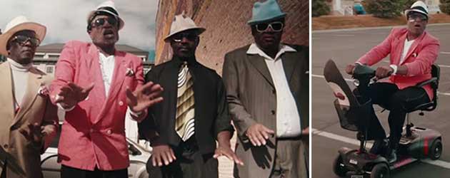 Oldtown Funk! Krasse Knarren Doen Uptown Funk!