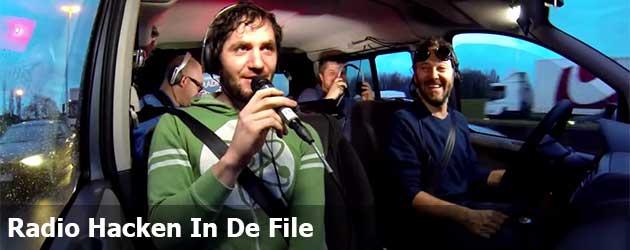 Radio Hacken In De File