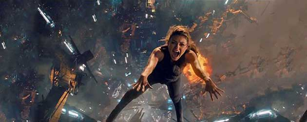 Review: Jupiter Ascending Met Mila Kunis