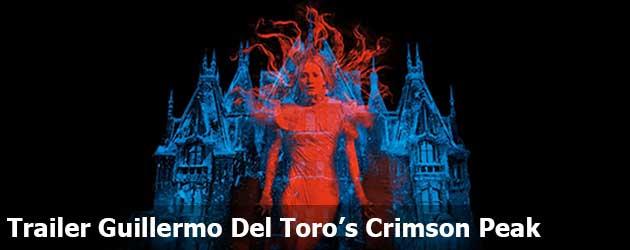 Eerste Trailer Guillermo Del Toro's Crimson Peak