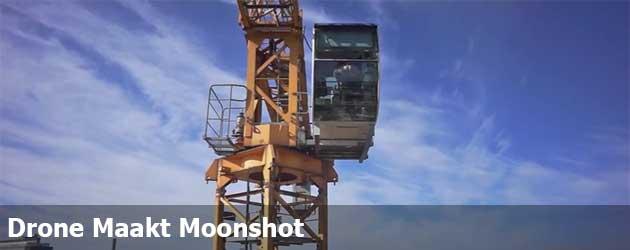 Drone Maakt Moonshot