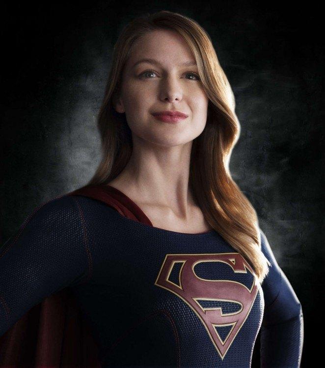 Eerste Blik Op Supergirl