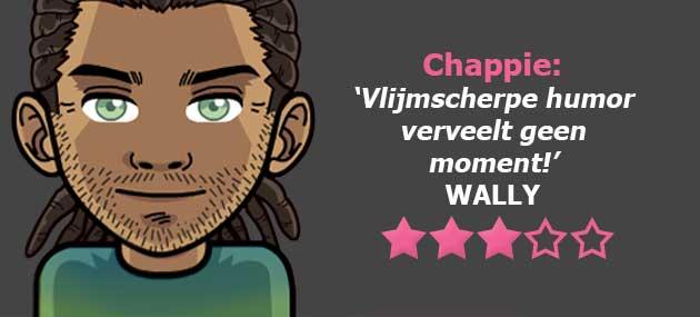 Review Waar Je Op zat Te Wachten: Chappie