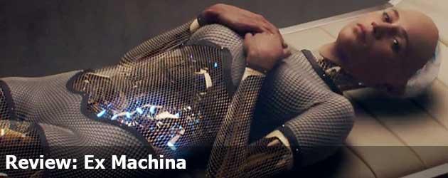 Review: Ex Machina