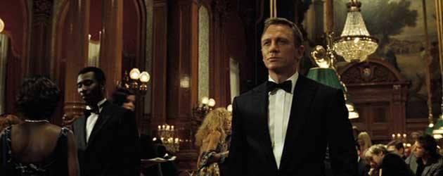 Alle Plaatsen Waar James Bond Gegeten Heeft
