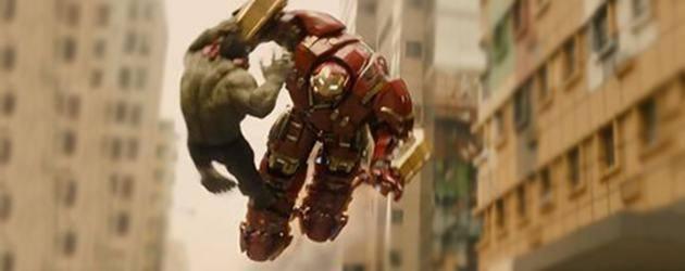 Exclusieve Clip Iron Man Vs. Hulk