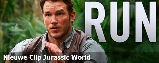 Nieuwe Clip Jurassic World