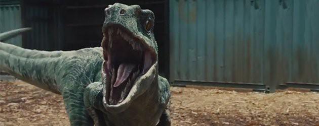 Nieuwe Trailer Jurassic World