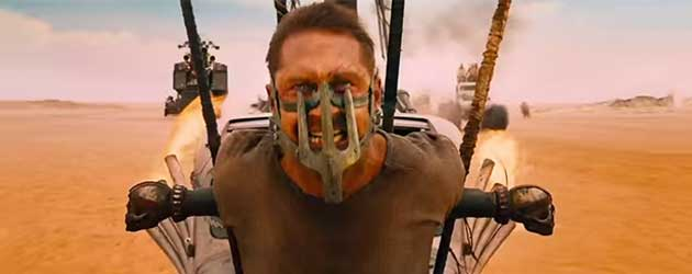 Nieuwe Trailer: Mad Max Fury Road