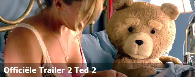 Officiële Trailer 2 Ted 2
