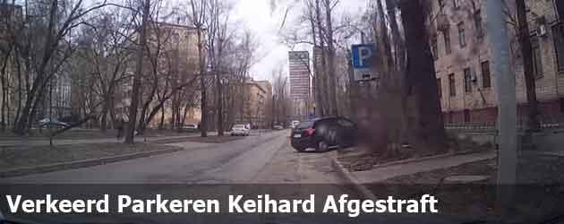 Verkeerd Parkeren Keihard Afgestraft