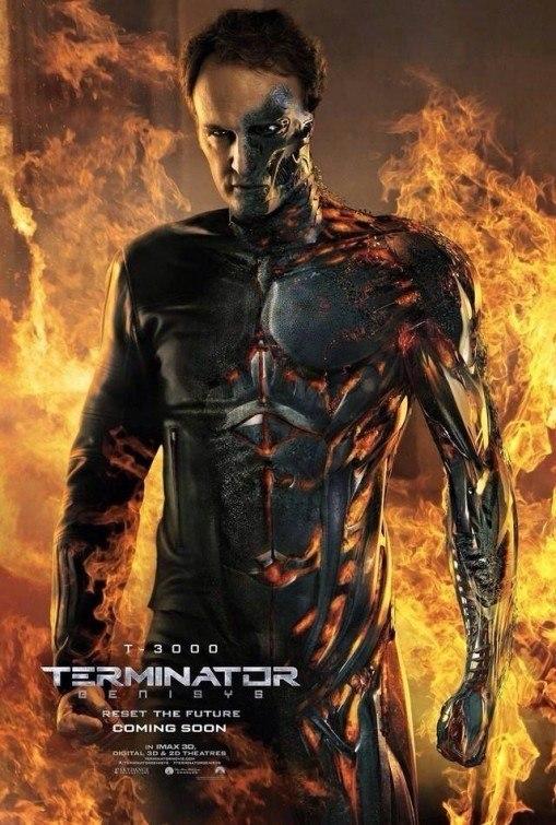 5 Nieuwe Posters Voor Terminator Genisys