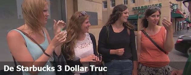 De Starbucks 3 Dollar Truc