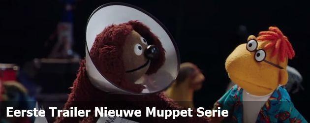 Eerste Trailer Nieuwe Muppet Serie
