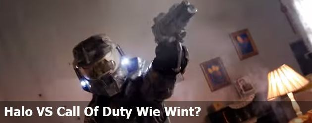 Halo VS Call Of Duty Wie Wint?