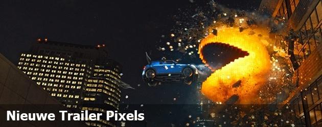 Nieuwe Trailer Pixels