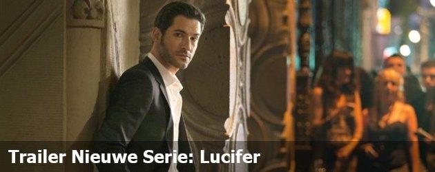 Trailer Nieuwe Serie: Lucifer