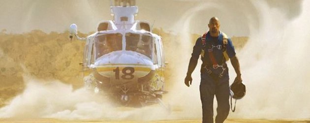 Review San Andreas